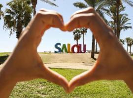 Salou Central Apartment for Holidays, Tarragona