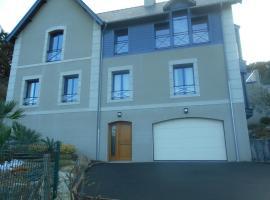 villa belle etoile, Saint-Lunaire