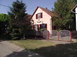 ERIKA Vendégház, Kiskunmajsa (рядом с городом Jászszentlászló)