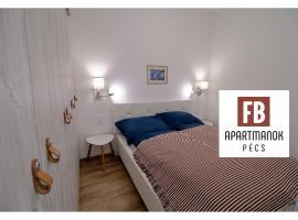 FB Apartmanok Pécs