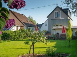 Ferienwohnung Alte Post, Pronsfeld (Orlenbach yakınında)
