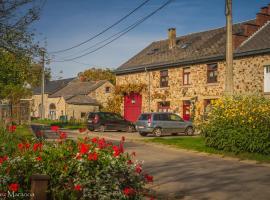 Chez Maranoa, Mormont (Grande Hoursinne yakınında)