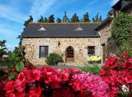 Gîte du Dourmeur, Saint-Jean-Kerdaniel (рядом с городом Plouagat)