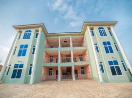 Apartment El-Shaddai, Oyibi (рядом с городом Dodowa)