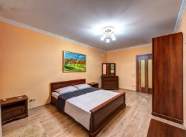 Apartments in a new house, Nauka Avenue 55a