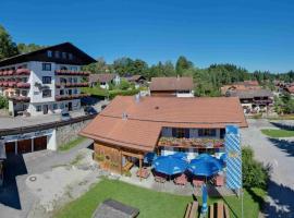 Steigmühle Pension Garni, Füssen (Hafenegg yakınında)