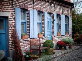 B&B 't Materke, Oudenaarde (Sint-Kornelis-Horebeke yakınında)