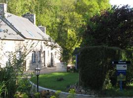 maison d'hotes KER'A, Goudelin (рядом с городом Gommenec'h)