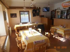 U Brtníka - restaurace a penzion, Kryštofovo Údolí (Chrastava yakınında)