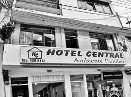 Hotel Central - Mocoa, Mocoa (San Francisco yakınında)