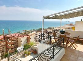 """Bungalow """"Tabarca"""" with panoramic ..."""