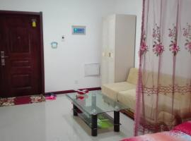 One-bedroom Guest House With Nice Decoration Near East Gate Of Industrial University