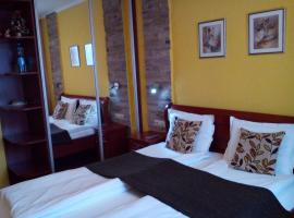 Central city rooms