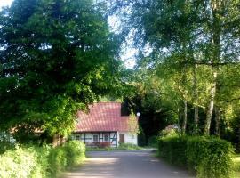 Das Fuchsrevier, Erkerode (Königslutter am Elm yakınında)