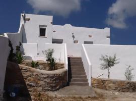 Maison Irini, Lakkíon (рядом с городом Xirokambos)