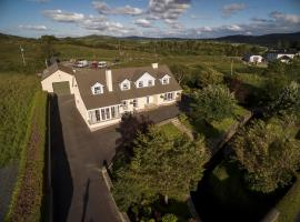 Bridgeburnhouse Bed and Breakfast, Treantagh (рядом с городом Glendowan)