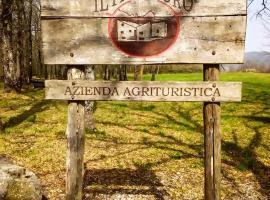 Agriturismo Tratturo, Carovilli (Vastogirardi yakınında)