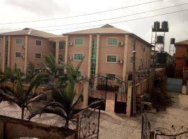 Brighton Hotel and Suites, Ibadan (рядом с регионом IbadanSouth-West)