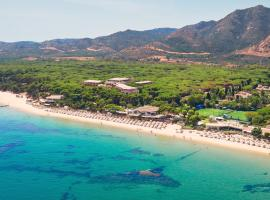 Forte Village Resort - Villa Del Parco & Spa, Santa Margherita di Pula (Fort Village yakınında)