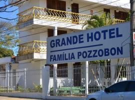 Pozzobon Hotel Moderno, Betim
