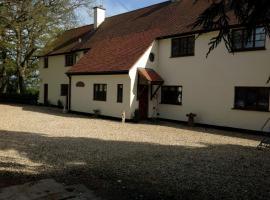 East Hillerton House, Кредитон (рядом с городом Spreyton)