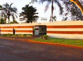 Status Motel (Adults Only), Santa Helena de Goiás (Pontal yakınında)