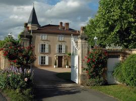 Chateau de la Fléchère, Blacé (рядом с городом Arbuissonnas)