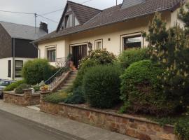 Ferienwohnung Tetzlaff, Burgen (Gornhausen yakınında)