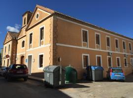 Refugio Convento de María, María