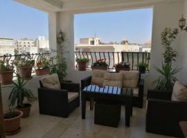 Safariny Apartment, Amman (Near Māḩiş)