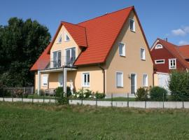 Ferienwohnungen Schlossblick, Muhr amSee