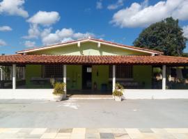 Hostel Vale dos Tucanos