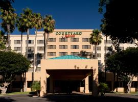 Budget Hotels Near Knotts Berry Farm Courtyard By Marriott Cypress Anaheim Orange County