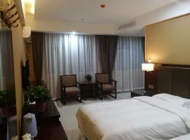 Shengyuan Hotel, Mei (Fufeng yakınında)