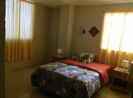 Apartamento Afrodisíaco, Los Tres Ojos de Agua (Ensanche Savica de Mendoza yakınında)