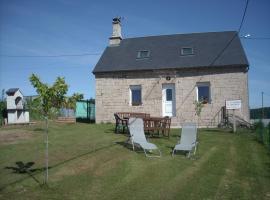 Gîte des Tourbières du Longeyroux, Bonnefond (рядом с городом Bugeat)