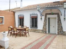 Six-Bedroom Holiday Home in Pozo Estrecho, Pozo-Estrecho (Fuente-Álamo de Murcia yakınında)
