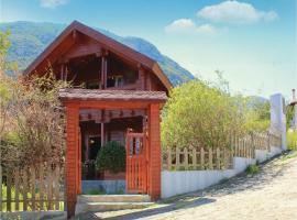 Two-Bedroom Holiday Home in Xylokastro Peloponese, Áno Loutrón (рядом с городом Kariá)
