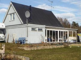 Three-Bedroom Holiday Home in Oxelosund, Oxelösund