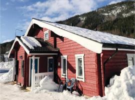 Three-Bedroom Holiday Home in Branas, Branäs