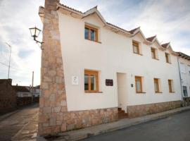 Casa Rural Villa Paterna, Padiernos (La Serrada yakınında)
