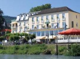 Hotel Rhein-Residenz, Bad Breisig (Bad Hönningen yakınında)