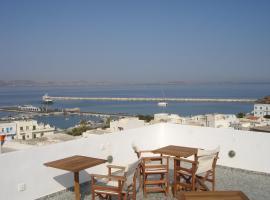 Panorama Hotel, Naxos Chora