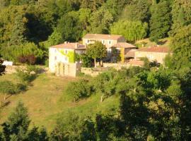 Gîtes du Hameau de Robert, Boucieu-Le-Roi (рядом с городом Arlebosc)