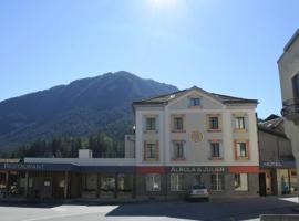 Hotel Albula & Julier, Tiefencastel