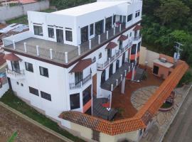 Vista Los Volcanes Hotel y Restaurante, Juayúa