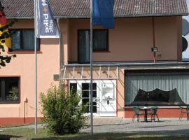 Hotel Weilburg Garni, Weilburg (Kubach yakınında)