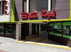 Hotel Suites Royal, Tijuana