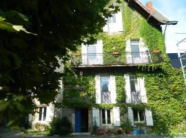 villa clémence 31, Cierp (рядом с городом Binos)