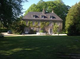 La Braiserie, Saint-Sever-Calvados (рядом с городом Morigny)
